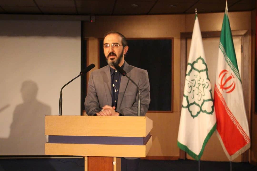 آیین افتتاحیه سومین نمایشگاه «کار ایران»